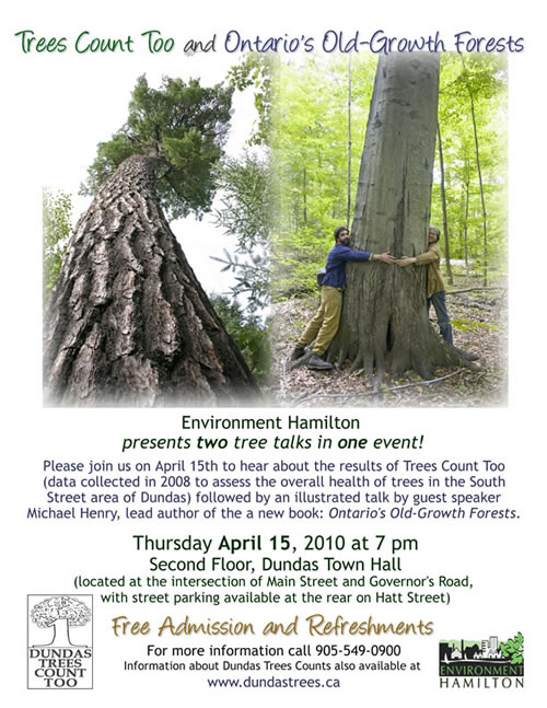 Old Growth Poster Presentation